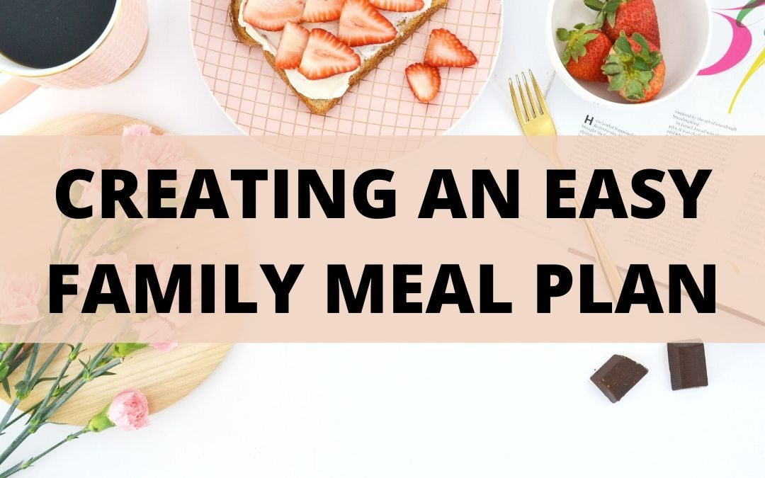 The Benefits of Meal Planning: Meal Planning Made Easy