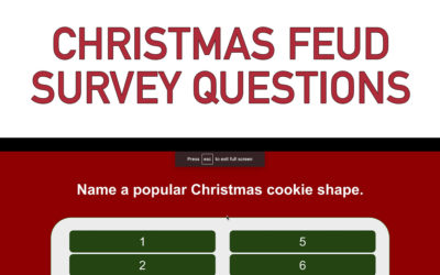 Family Feud Christmas Questions and Answers