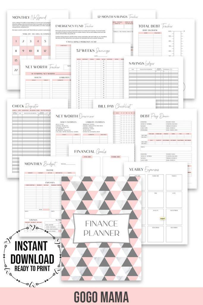 Finance Planner Image
